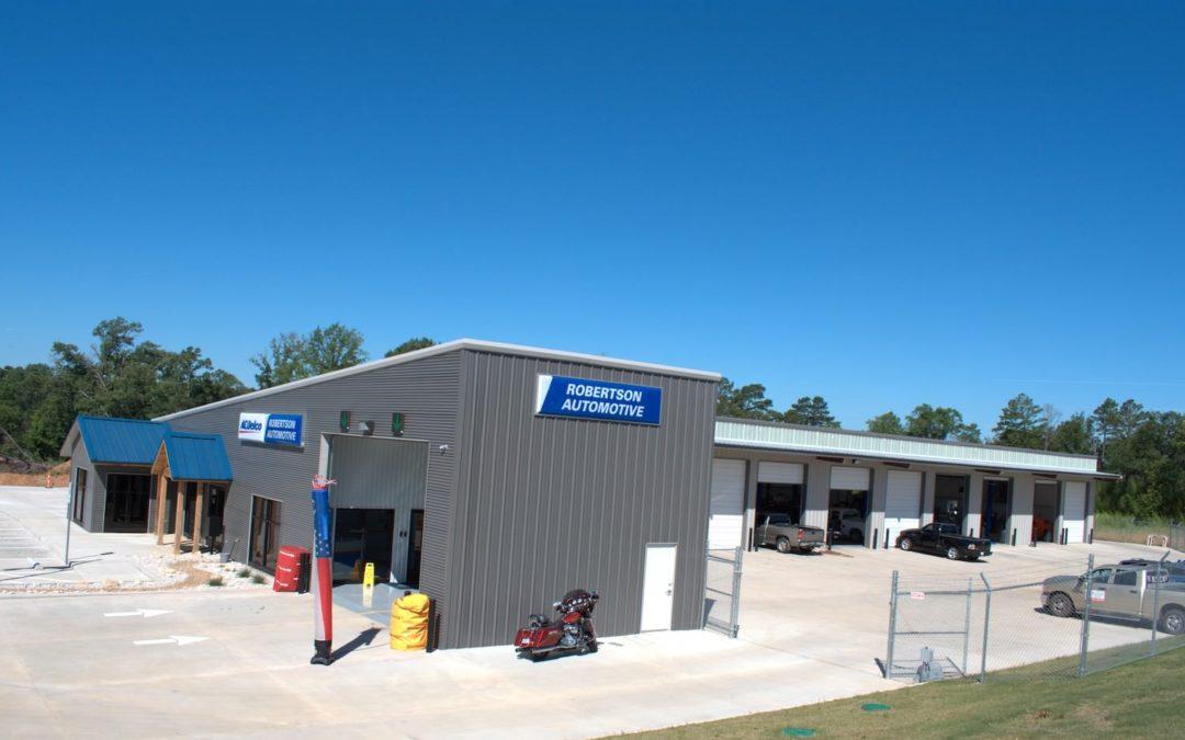 Metal Building Contractors East Texas