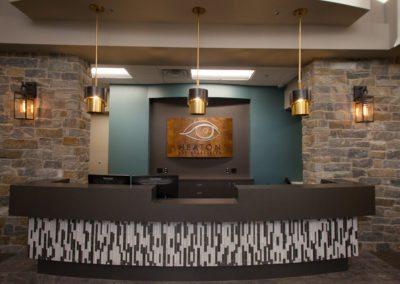 Heaton Eye Commercial Design Build Interior